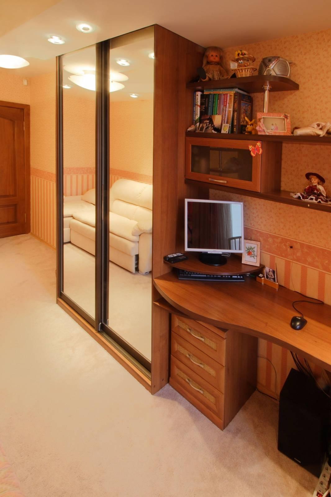 Детские комнаты, изготовление мебели для детских комнат на з.